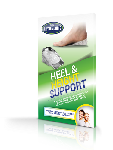 HEEL & HEIGHT SUPPORT