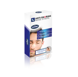 ANTI-SNORING NOSE STRIPS (10 PACK)