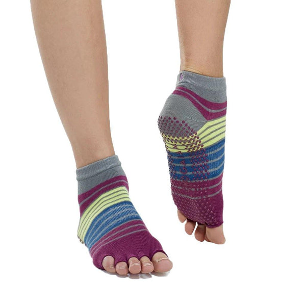 Toeless Yoga Socks - MissFit