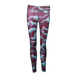 HG Armour Printed Legging - MissFit
