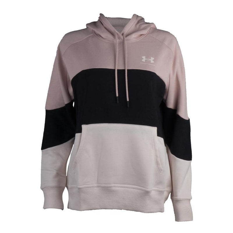 Rival Fleece Color Block Hoodie - MissFit