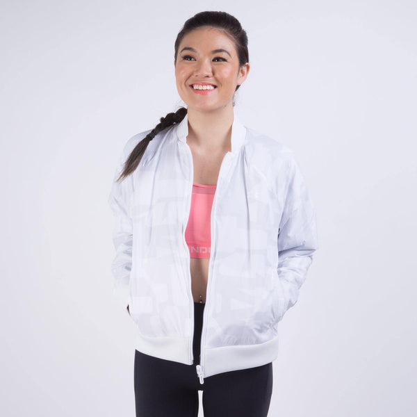 UA/MOVE REVERSIBLE BOMBER JACKET