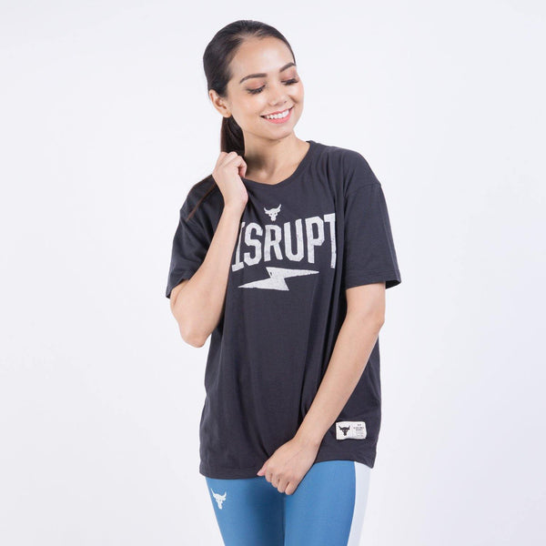 PROJECT ROCK DISRUPT SHORT SLEEVE