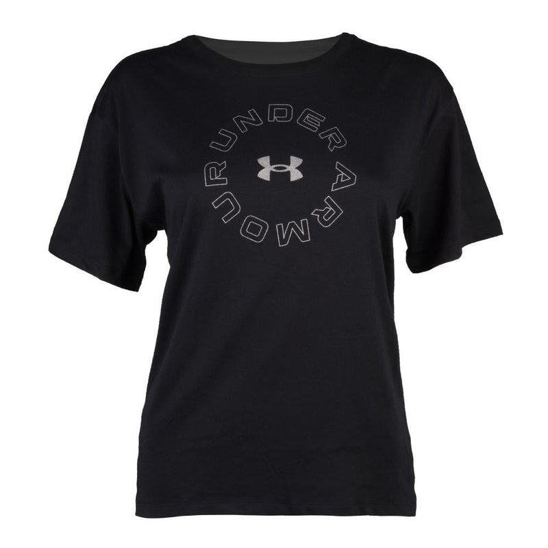 UA WORDMARK GRAPHIC SHORT SLEEVE