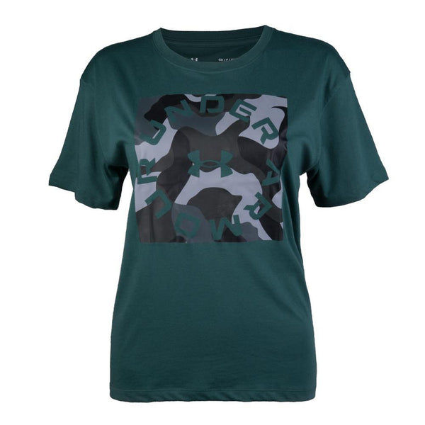 UA CAMO GRAPHIC SHORT SLEEVE TEE