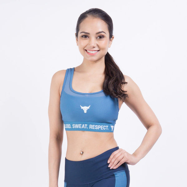 PROJECT ROCK SPORTS BRA SOLID
