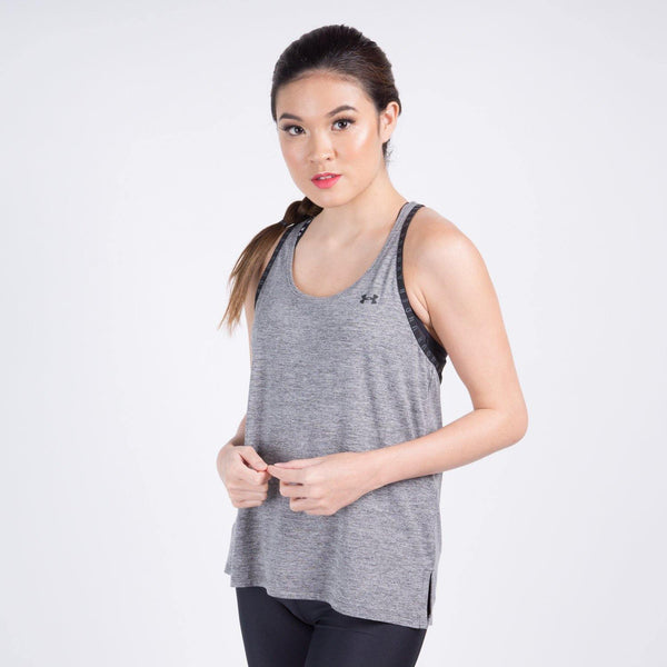 KNOCKOUT MESH BACK TANK