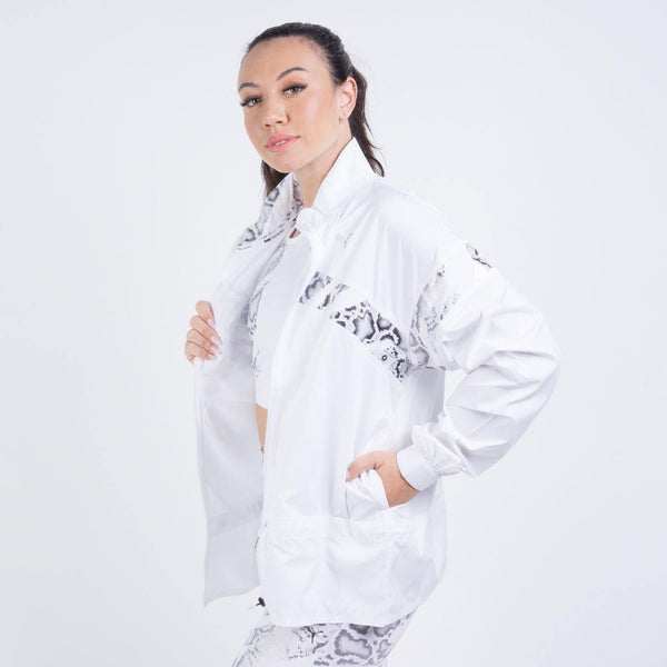 UNTAMED WOVEN TRAINING JACKET