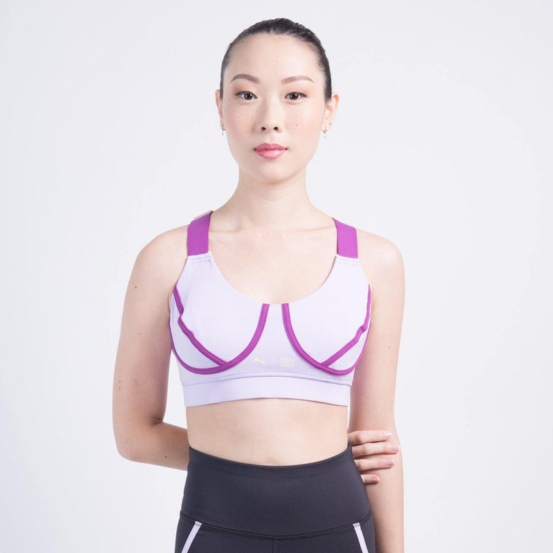 PUMA x FIRST MILE MID IMPACT TRAINING BRA