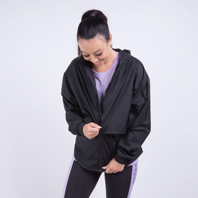 ULTRA WOMEN'S HOODED TRAINING JACKET