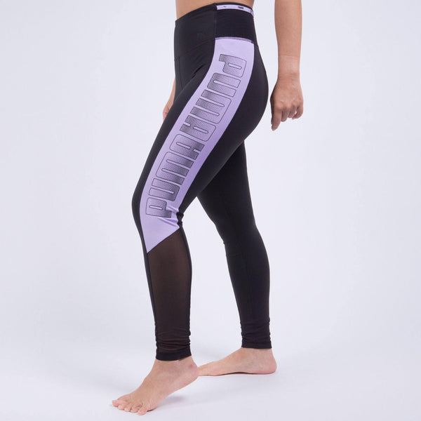 LOGO BLOCK 7/8 TRAINING LEGGINGS