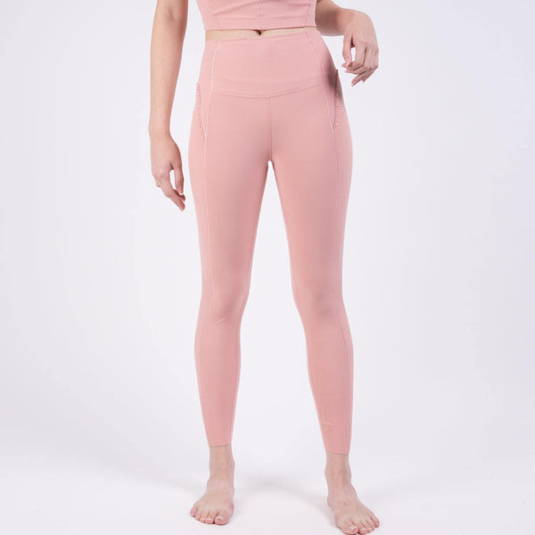 YOGA 7/8 TIGHTS PINK