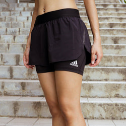 ALPHASKIN TWO-IN-ONE SHORTS