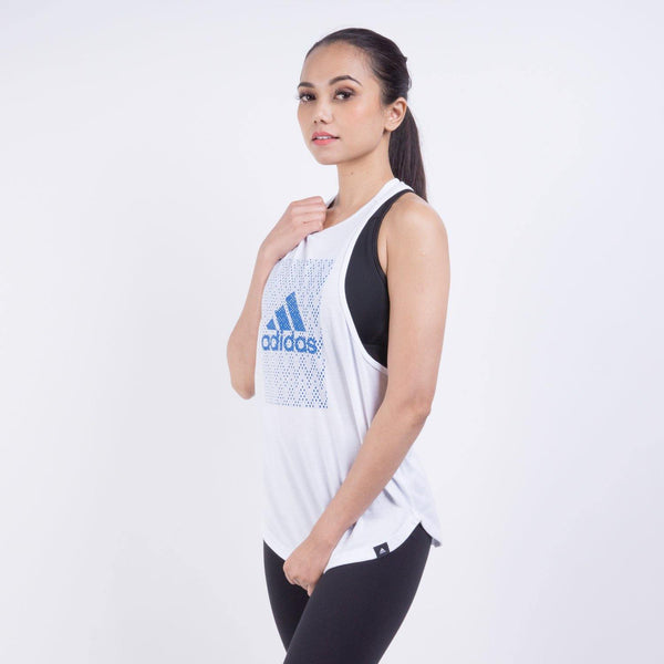BADGE OF SPORT GRAPHIC TANK TOP - MissFit