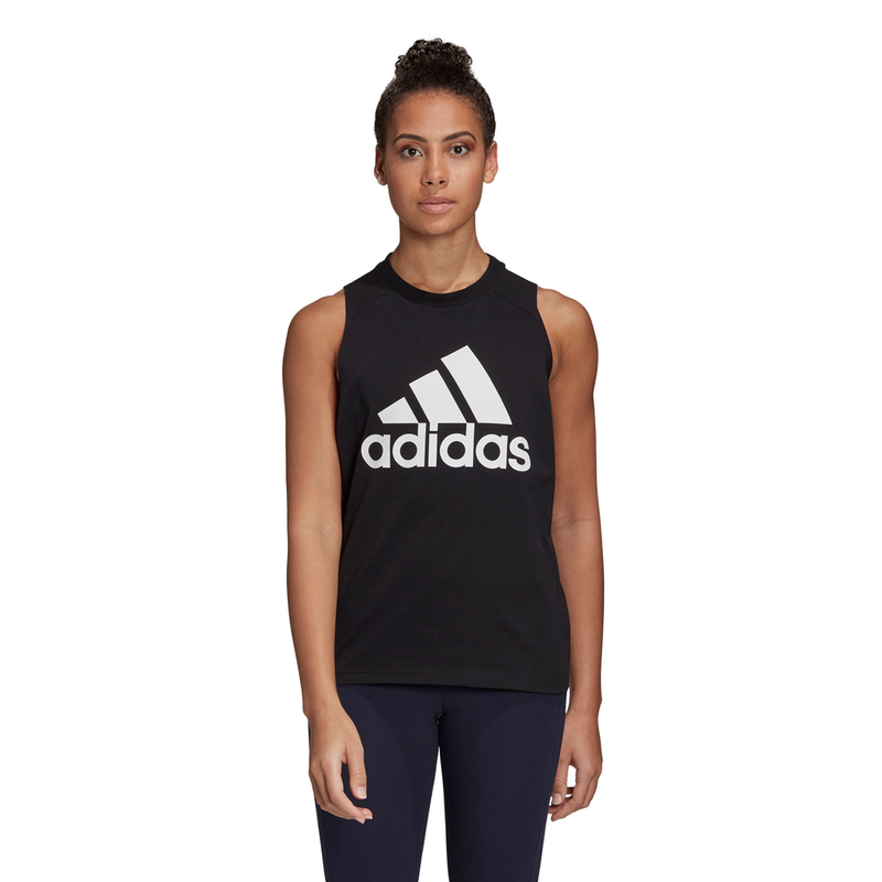 BADGE OF SPORT COTTON TANK TOP
