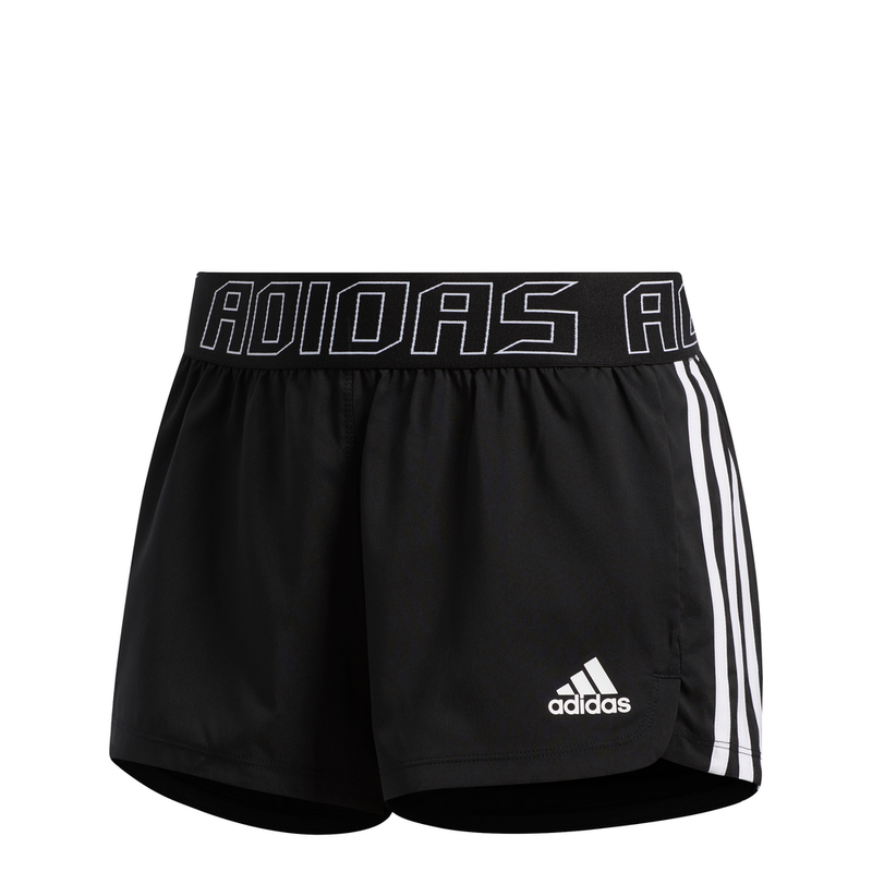 PACER 3-STRIPES WOVEN HACK 3-INCH SHORTS