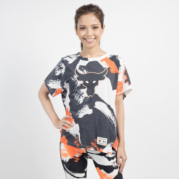 PROJECT ROCK PRINT SHORT SLEEVE