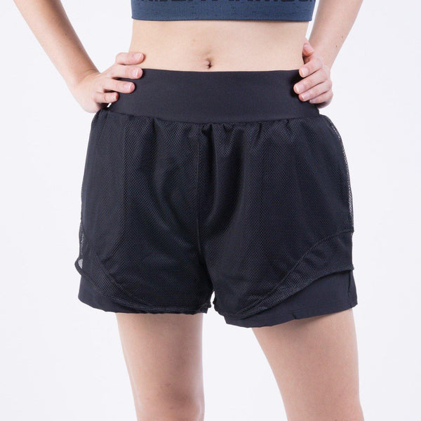 WARRIOR MESH SHORTS