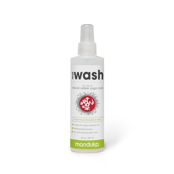 MAT WASH SPRAY 8OZ LEMONGRASS & SAGE - ALL PURPOSE MATS