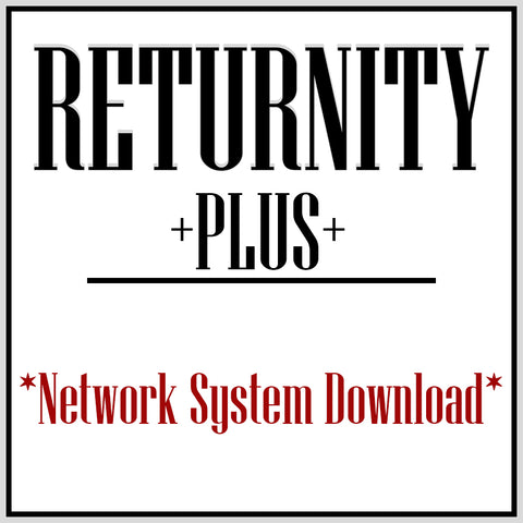Returnity PLUS: Network System Download