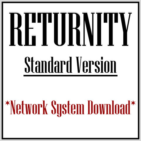 Returnity- Standard Version: Network System Download