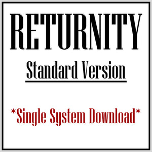 Returnity- Standard Version: Single System Download