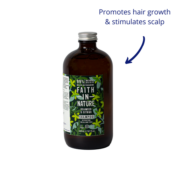 Faith in Nature Seaweed and Citrus Shampoo