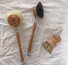Wooden Dish Brush - 5cm