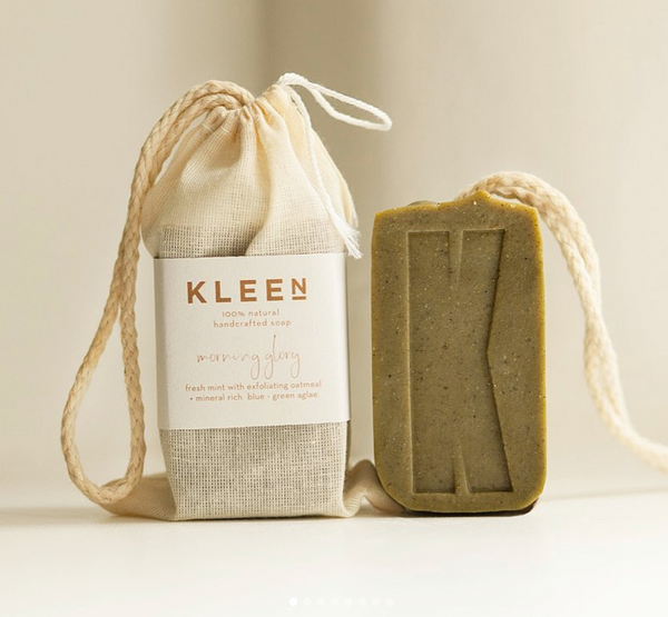 Kleen Soap on a Rope / Morning Glory