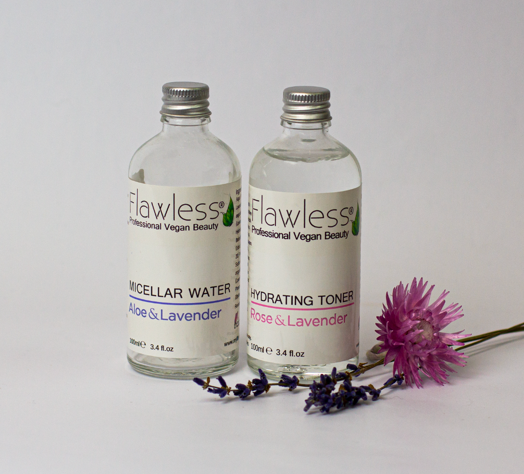 Flawless Rose and Lavender Hydrating Toner