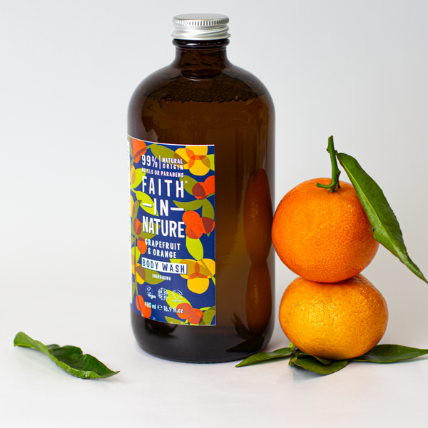 Faith in Nature Grapefruit & Orange Body Wash