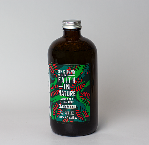 Faith in Nature Aloe and Tea Tree Hand Wash