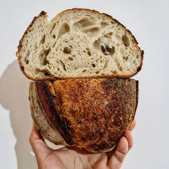 Whole Sourdough
