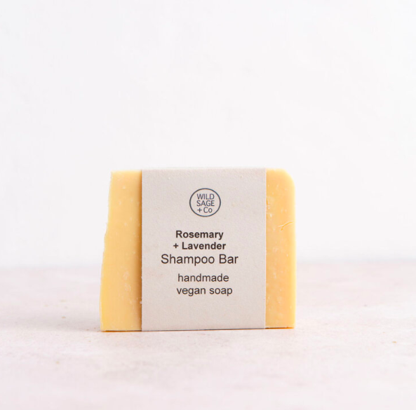 Wild Sage Co. Shampoo Bar