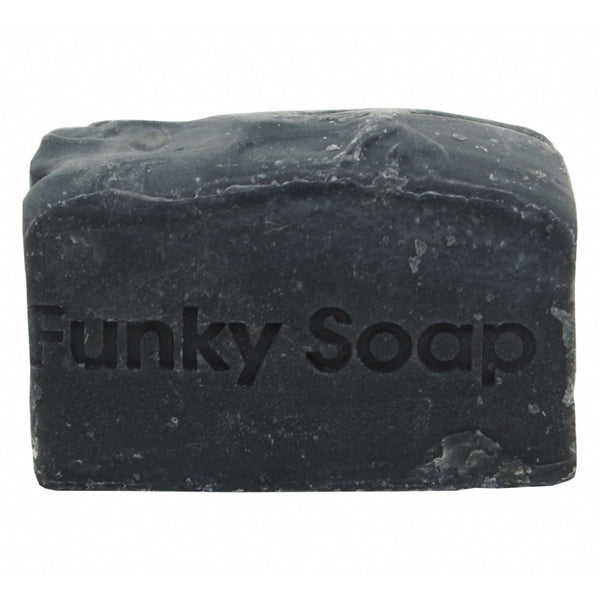 Funky Soap Charcoal Cleansing Soap Bar