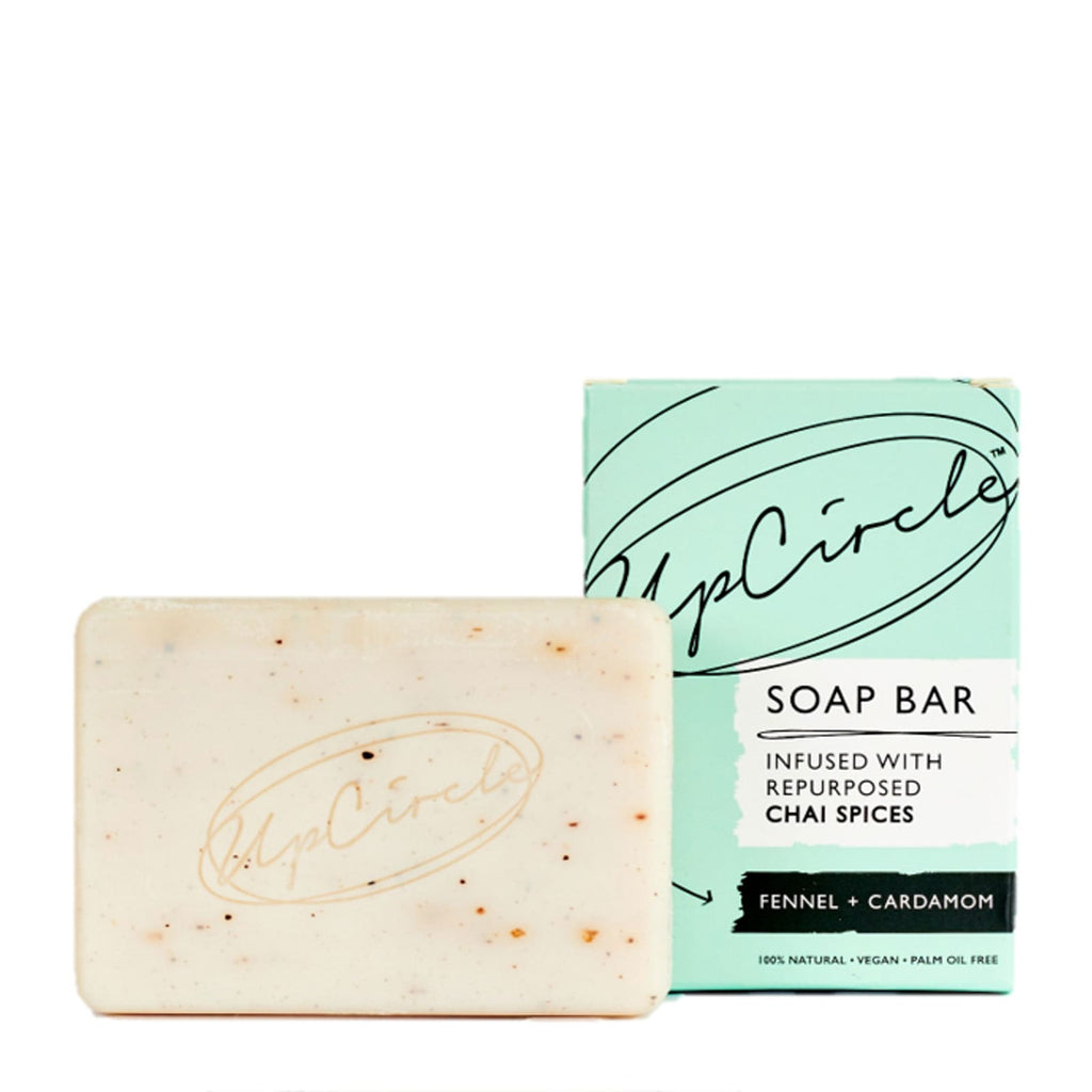 UpCircle Fennel & Cardamom Soap Bar