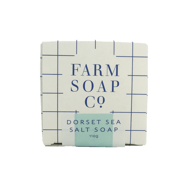 Farm Soap Co Sea Salt Soap Bar