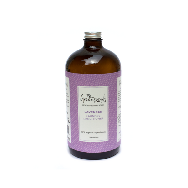 Greenscents Lavender Fabric Conditioner
