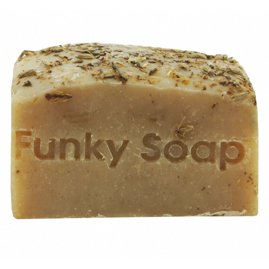 Funky Soap Lavender, Lemon & Rosemary Soap Bar