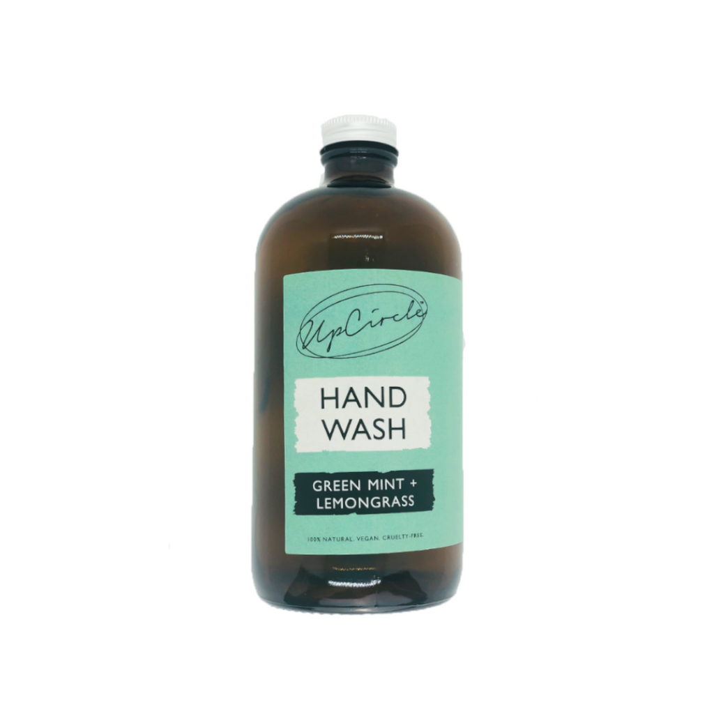 UpCircle Green Mint & Lemongrass Hand Wash