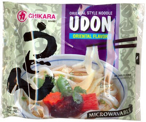 Chikara Udon With Soup (Oriental Flavor)