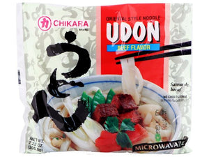 Chikara Udon With Soup (Beef Flavor)