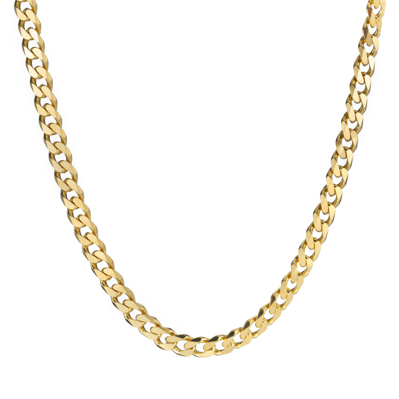 The thick Chain necklace