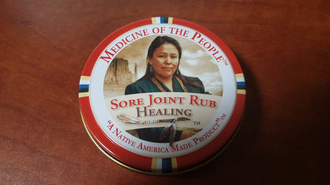 3 oz. Sore Joint Rub