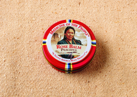 "ROSE BALM ""PEACEFUL"""