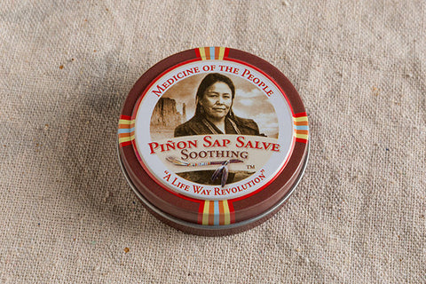 Piñon Sap Salve - Soothing
