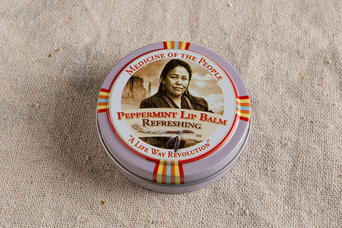 Peppermint Lip Balm - Refreshing