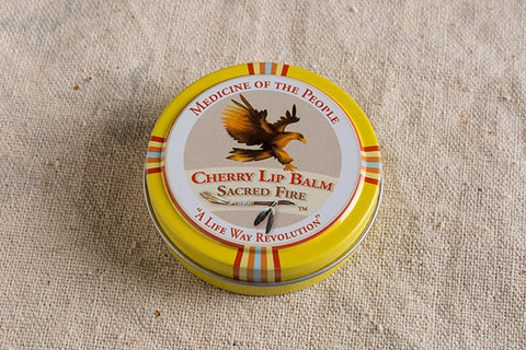 Cherry Lip Balm - Sacred Fire