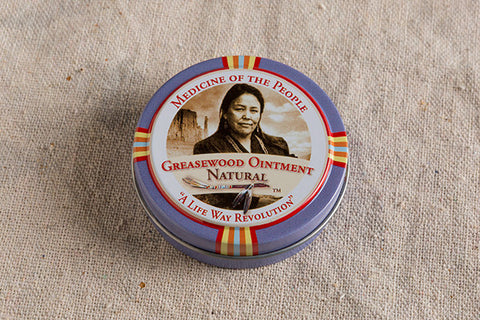 ".75oz Greasewood Ointment  ""Natural"""