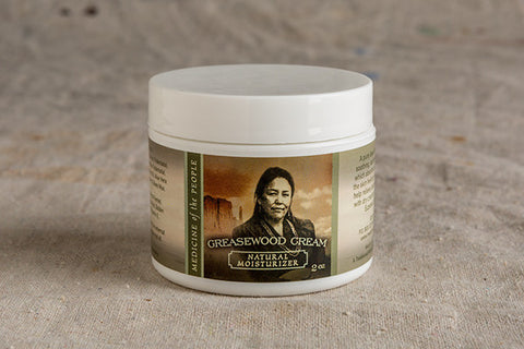 Greasewood Cream - Natural Moisturizer